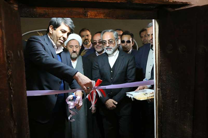 Photo of پنج پروژه صنعتی و عمرانی در میبد به بهره برداری رسید