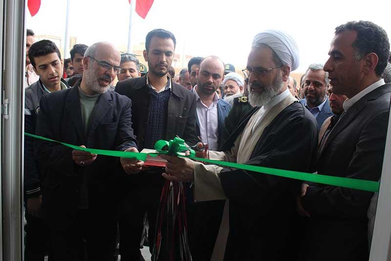 Photo of اولین مرکز سایبری بسیج استان یزد در میبد افتتاح شد