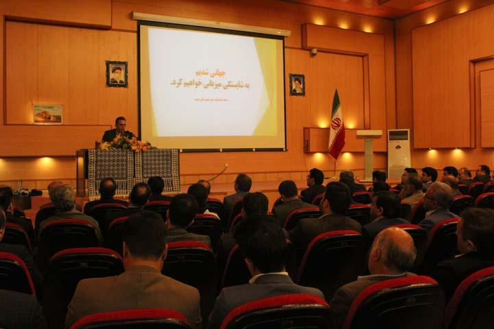 Photo of تصاویری از جلسه ستاد هماهنگی خدمات سفر درفرمانداری میبد /تصاویر