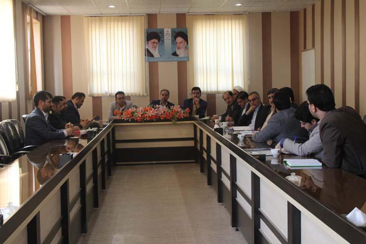 نشست شورای پیشگیری از وقوع جرم استان یزد در میبد / تصاویر