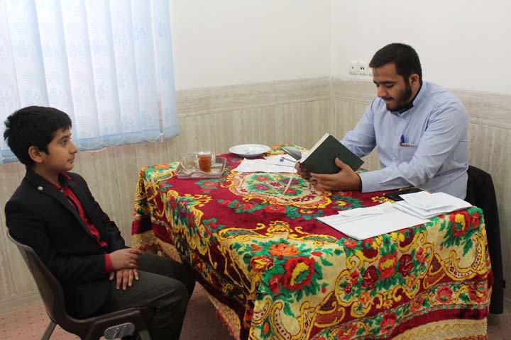 Photo of آزمون شفاهی حفظ و مفاهیم قرآن در میبد برگزار شد