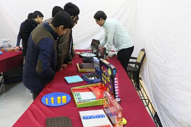 Photo of نمایشگاهی از توانمندی های دانش آموزان در میبد بر پا شد
