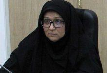 اولین بخشدار زن در استان یزد