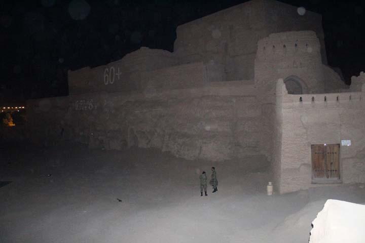 نارین قلعه میبد