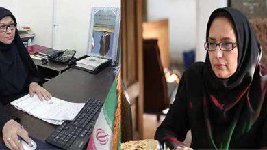 تصویر از پیام رییس کمیسیون فرهنگی شورای شهر یزد به اولین بخشدار زن در استان یزد
