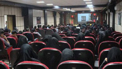 تصویر از همایش دانشنامه ازدواج در دانشگاه میبد برگزار شد/تصاویر