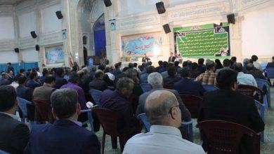 تصویر از تصاویری از برگزاری نشست شورای اداری در میبد