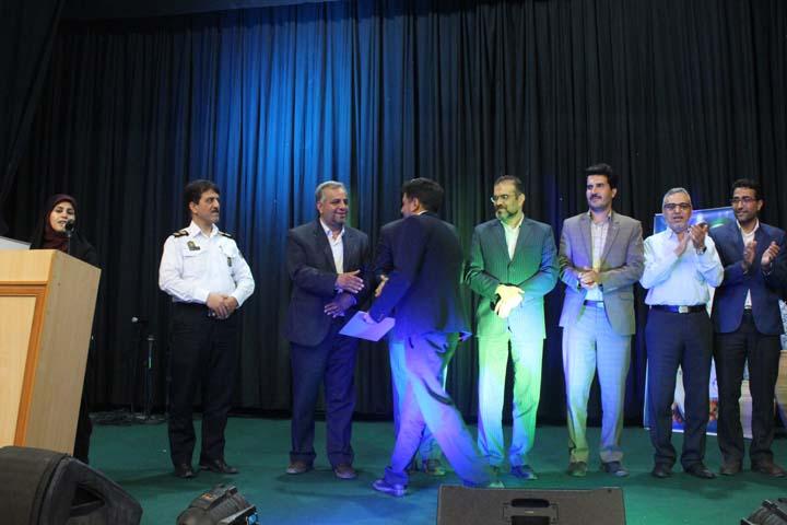 افتتاح سالن همایش های شورای اسلامی میبد