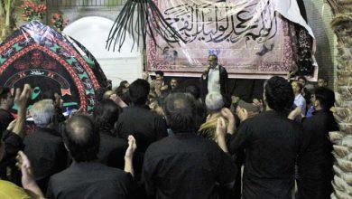 تصویر از ششمین همایش سوگ علوی با شور حسینی درمیبد برگزار شد/تصاویر