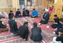 برنامه های فرهنگی مذهبی مسجد جامع میبد