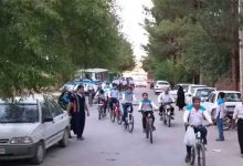 کاروان دوچرخه سواری سی شب سی مسجد