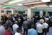 مراسم ارتحال امام راحل در میبد