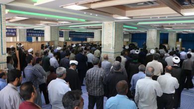 تصویر از مراسم سالگرد ارتحال بنیانگذار انقلاب اسلامی در میبد برگزارشد/ تصاویر
