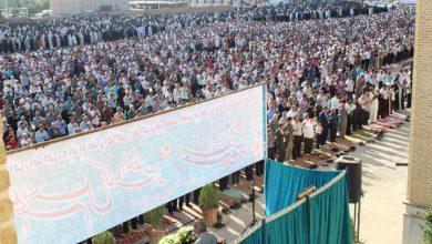 تصویر از نمازعید سعید فطر در شهرستان میبد اقامه شد/ تصاویر