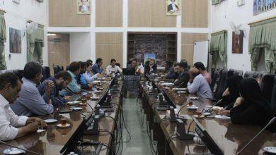شست هماهنگی برگزاری هفته نشاط اجتماعی