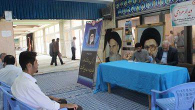 Photo of میز خدمت اداره بهزیستی میبد برگزار شد