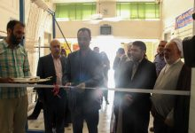 Photo of افتتاح کارگاه کاربافی ویژه بانوان تحت پوشش بهزیستی در میبد