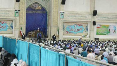 تصویر از صف های نماز جمعه تقویت کننده مبانی توحید است