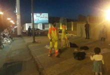 Photo of اجرای تئاتر خیابانی در روستای بیده