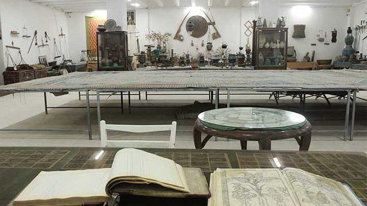 Photo of موزه مردم شناسی میبد معرف زندگی مردمان این شهراست