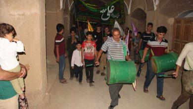 تصویر از کاروان شادی غدیر در میبد راه اندازی شد/تصاویر