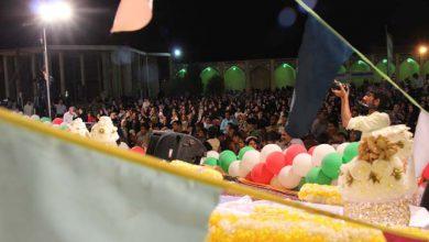 Photo of جشن ترنم غدیر درمیبد برگزار شد
