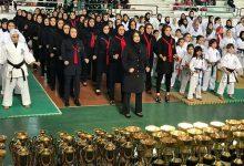 درمسابقات کشوری کیوکوشین کاراته ماتسویی