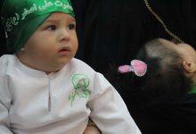 Photo of همایش شیرخوارگان حسینی درمیبد برگزارشد