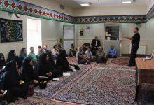 Photo of دوره آموزشی ترویجی کشت زعفران درمیبد برگزارشد
