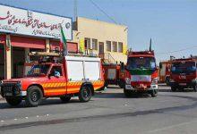 Photo of آتش نشانی میبد در۶ ماهه گذشته ۵۶۰ ماموریت داشتهاست