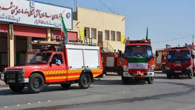 Photo of آتش نشانی میبد در6 ماهه گذشته 560 ماموریت داشتهاست