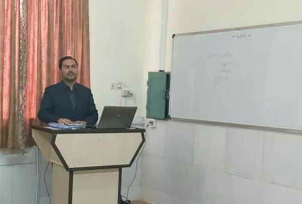 اولین دانشجوی دوره دکتری دانشگاه آزاد اسلامی