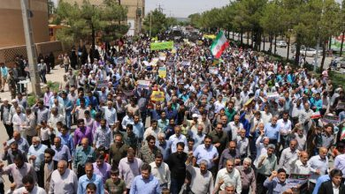 Photo of مردم میبد در راهپیمایی علیه اغتشاشگران شرکت خواهند کرد