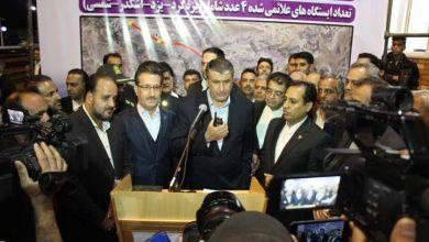 Photo of ۱۰۰ کیلومتر ازخط راه آهن بافق زرین شهر در میبد افتتاح شد
