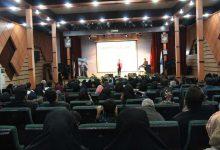 تصویر از جشن فارغ التحصیلی دانشجویان مامایی دانشگاه آزاد میبد برگزار شد