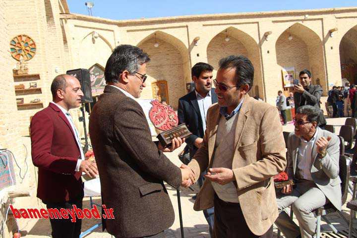 برگزاری جشنواره انار میخوش در میبد