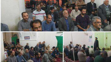 Photo of مهیا شدن فضای مطالعه در مسجد جامع میبد