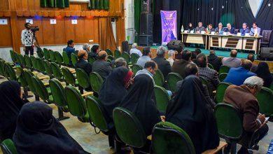 تصویر از نشست مردمی شهردار و اعضای شورای شهر میبد برگزار شد