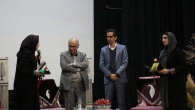 تصویر از تصاویری از برگزاری مراسم تجلیل از هوشنگ مرادی کرمانی در میبد
