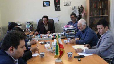 تصویر از برگزاری میز صادرات کاشی میبد و ثبت انبارها بررسی شد