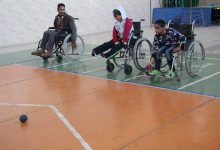 Photo of مسابقه بوچیای انفرادی معلولان در میبد برگزار شد