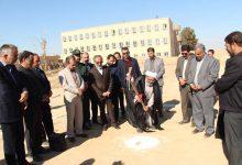 Photo of کلنگ پروژههای عمرانی و فرهنگی بفروئیه  به زمین خورد