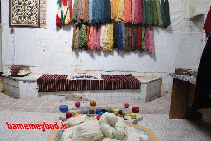 افتتاح کارگاه رنگرزی در رکن آباد
