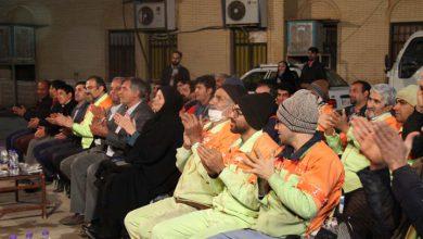 تصویر از نخستین مراسم شب یلدای پاکبانان در میبد برگزار شد