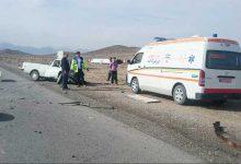 Photo of تصادف در جاده روستای درین میبد یک کشته داشت