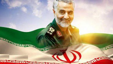 تصویر از مسیری بین المللی را باید به نام سردار سلیمانی نامگذاری کرد