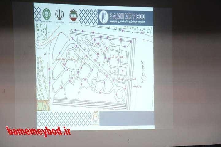 رونمایی از طرح های عمرانی شهرداری