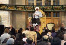 Photo of مراسم بزرگداشت آیت الله میبدی در زادگاهش برگزار شد