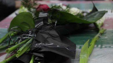 Photo of مردم میبد میزبان شهید گمنام شدند