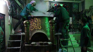Photo of آیین پخت سمنو در میبد برگزار شد